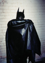 2002 Batman Batsuit