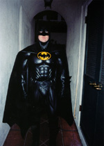 2001 Batman Batsuit