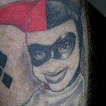 Harley Tat on Ray Mitchell