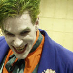 The Joker at con